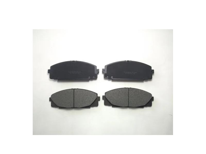 D1344 Semi-Metallic Formula Brake Pads for Toyota Hiace IV (Latin America) 2007 (04465-26170)