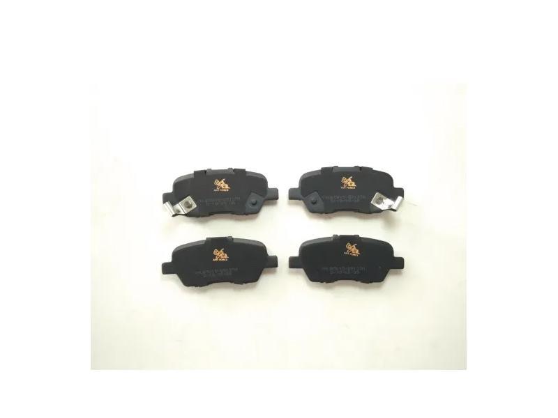 D5137m Ceramic Formula Brake Pads Forhonda Odyssey MPV 2003 (06430-SFE-J00)