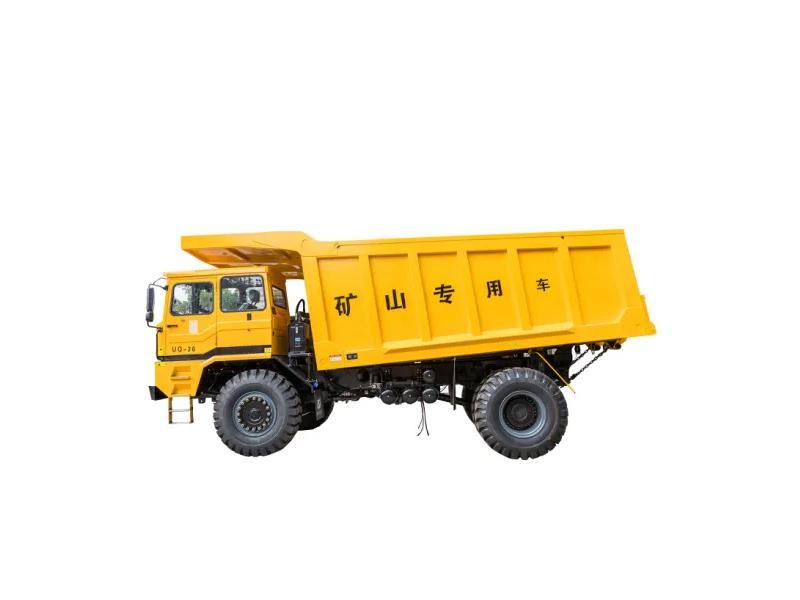 430HP Mining Tipper Truck