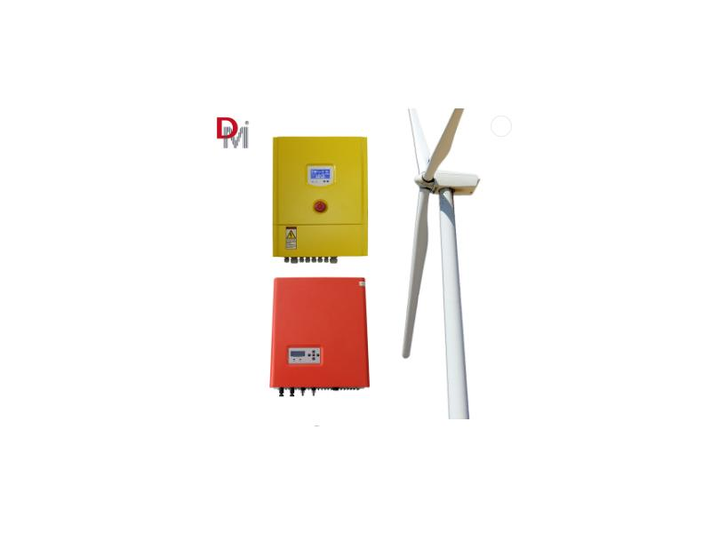 1KW2KW3KW5KW Grid Tie Wind Generator Power System Solar and Wind Power System for Home