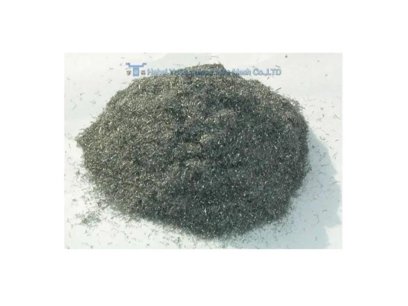Steel Fiber for Brake Pads