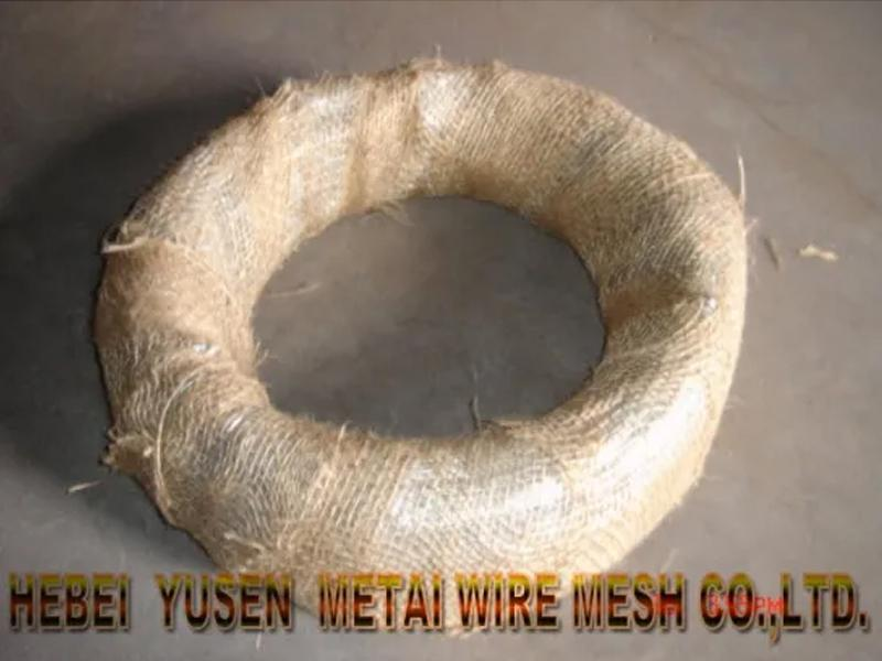Cold Draw Galvanized Iron Wire in Construction Field