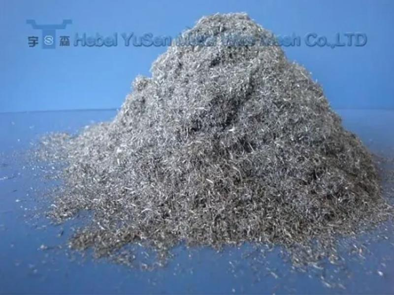 Chopped Steel Fiber for Brake Pads