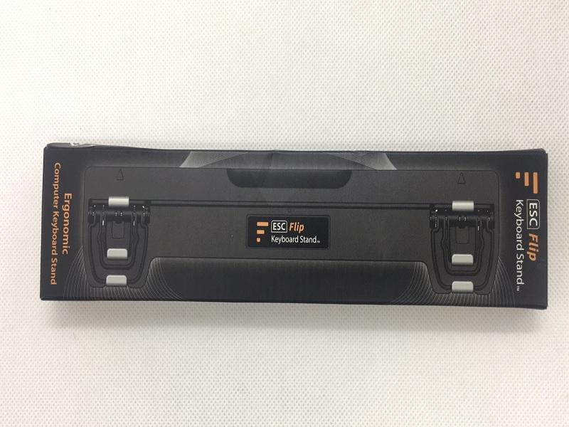 ESC Flip Bracket Stand for Notebook Keyboard Using
