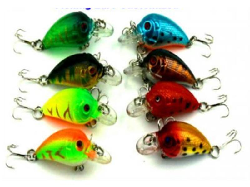 High Quality Fishing Lure Accepts Customized