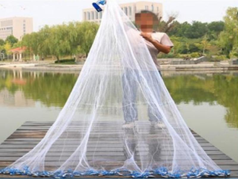 New Style Casting Fish Net Customized