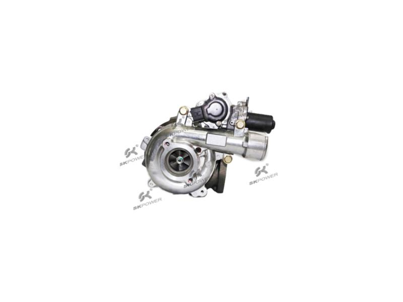 Turbocharger 440361