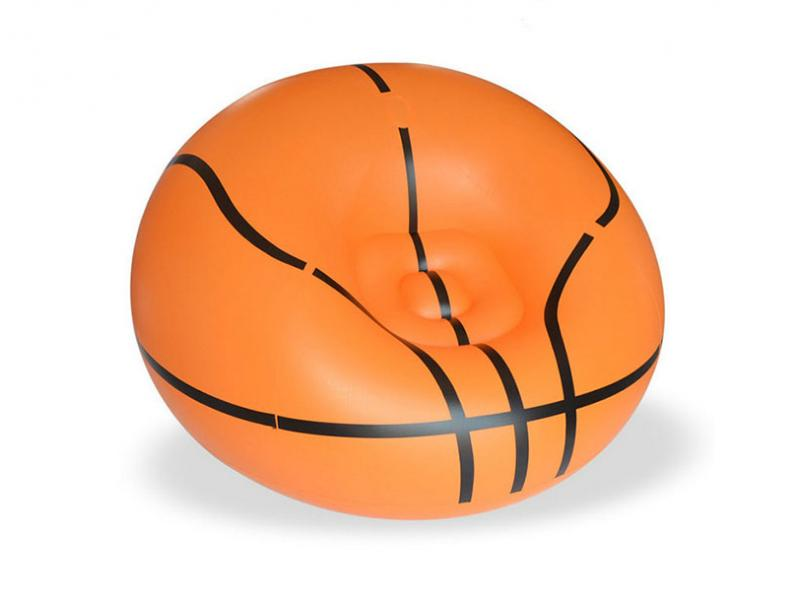 Inflatable Basketball Sofa