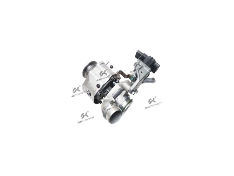 Turbocharger 440279
