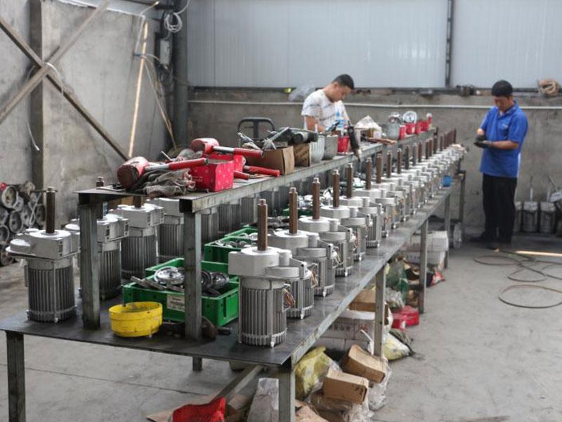 Hebei Jukai Lifting Machinery Manufacturing Co.,ltd.