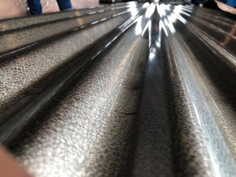 Aluzinc Steel Plate