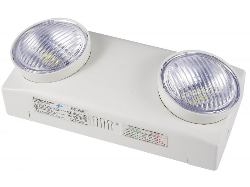 LED EMERGENCY LAMP 204A/B/C/D/E