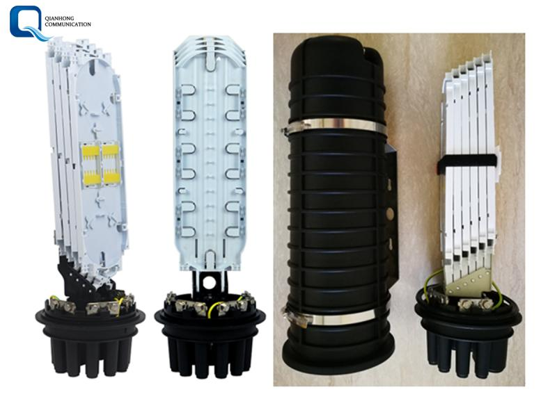 Fiber Optic Splice Closure Model:M2 B8