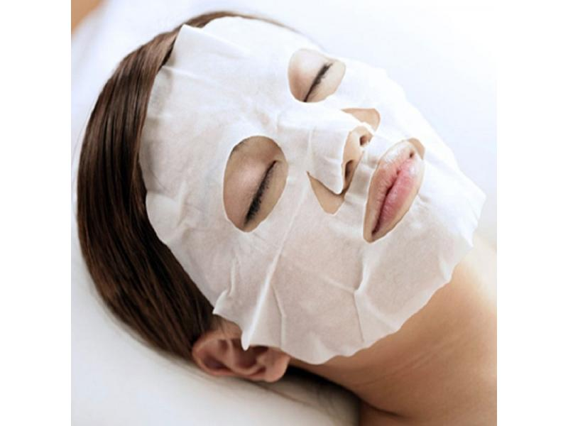 Seaweed Fiber Hydrogel Face Mask Moisturizing Skin Care Facial Mask Female Mask Beauty Face Mask