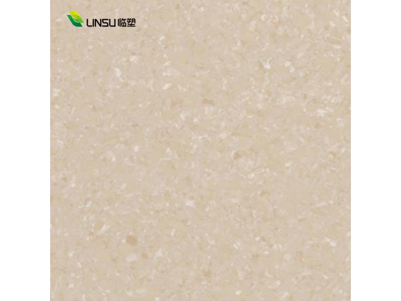 Luxury 2mm Homogeneous Strong Sound Reduction Roll PVC 01545 Vinyl Flooring 3.5mm Installation