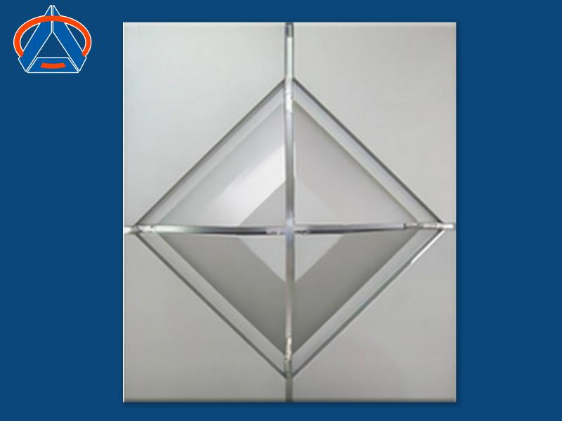 Aluminum special shape panel
