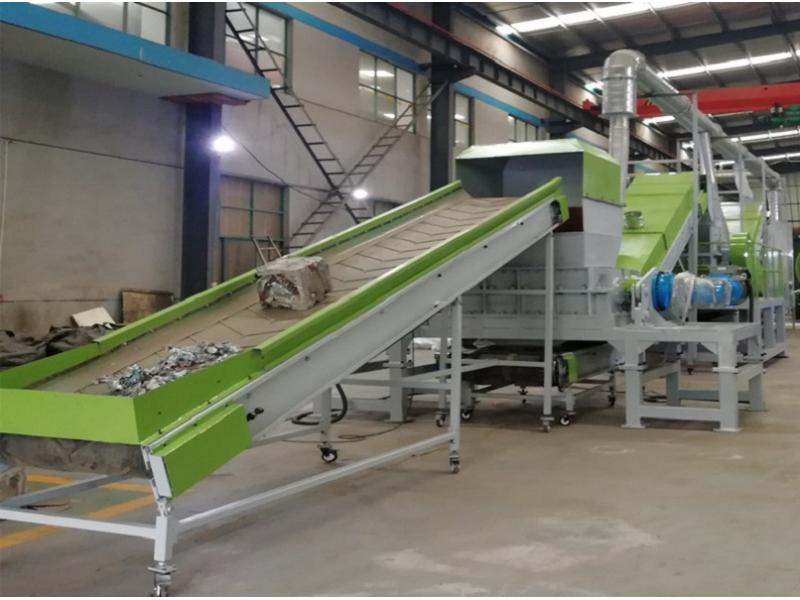 Uk Brand Scrap Copper Aluminum Radiator Shredder Recycling