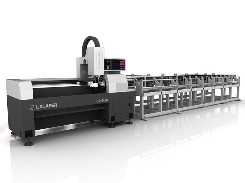 Fully Automatic Laser Tube Cutting Machine