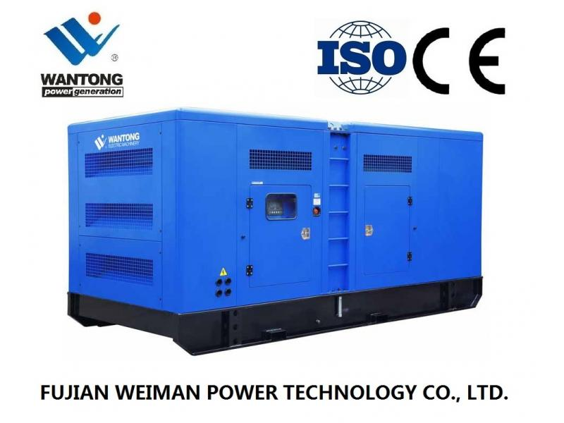 High Quality Diesel Generator 4-Stroke Diesel Engine Generator Set From China Market