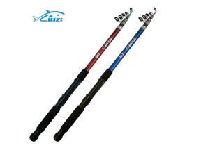 Chinese OEM Cheap Three-Layers of Fiberglass Cloth Sea Fishing Rod