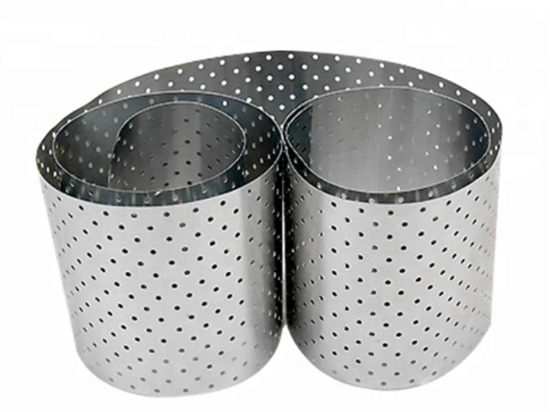 Perforated Aluminum Foil for PPR Pipes