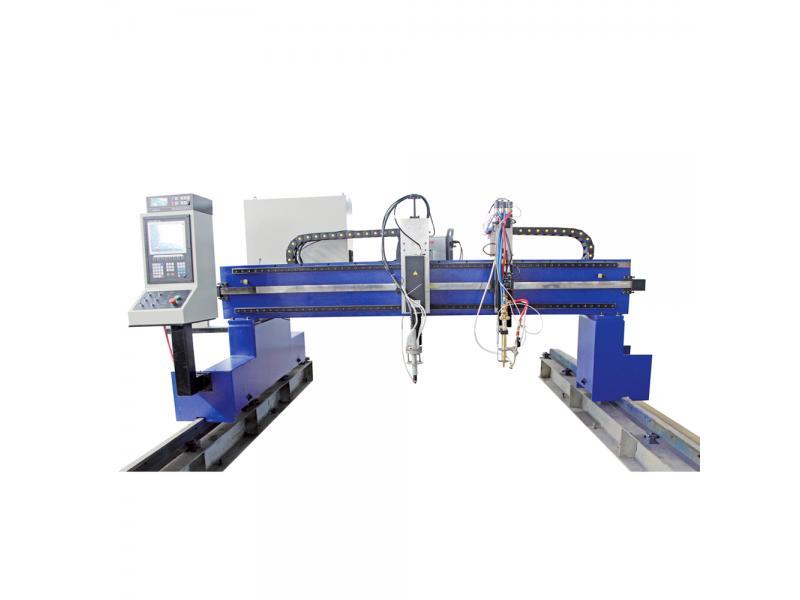 Gantry CNC Plasma Oxy Fuel Profile Cutting Machine Price