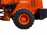 DX606-9C Loader