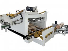 4 Feet Log Debarker Machine
