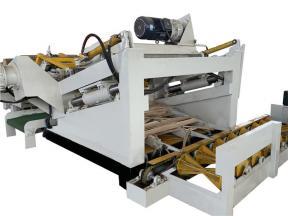 8 Feet Log Debarker Machine