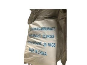 Sodium Bicarbonate Feed Grade for Animal