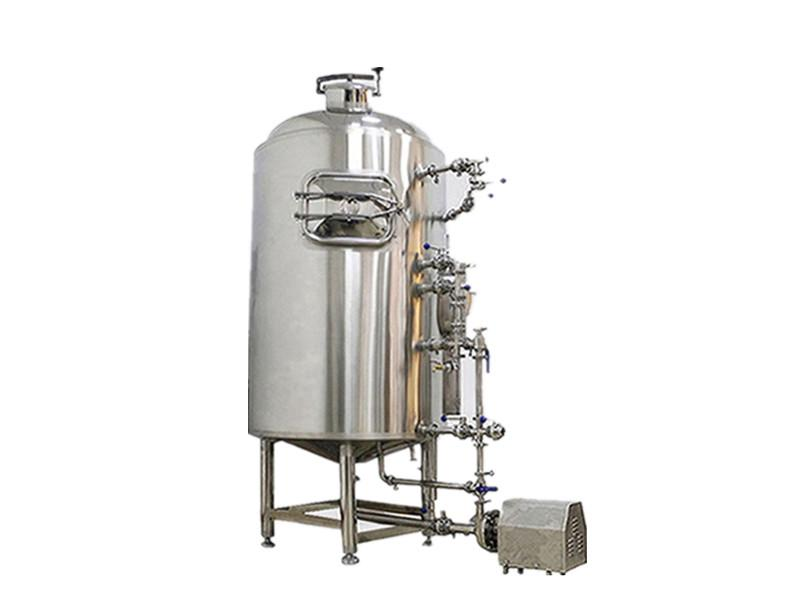 Energy Saving Long Operation Life Dark Beer Brewing Equipment