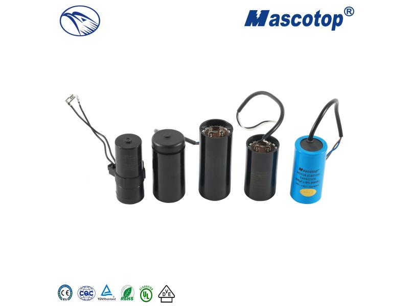 CD60 Start Capacitor with High Quality