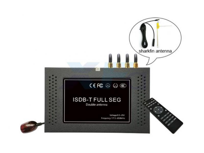 ISDB-T FULL SEG Car Digital TV