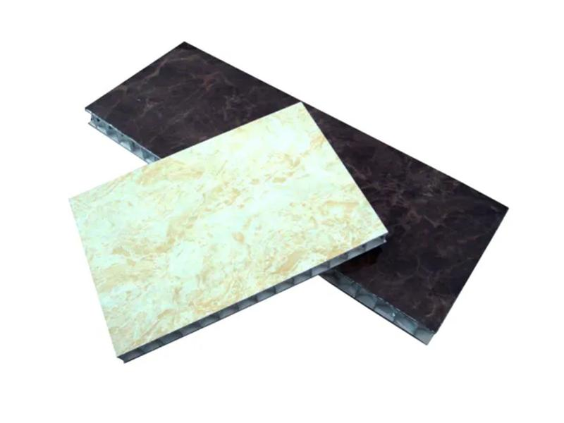 Granite Color Aluminum Honeycomb Composite Panel for Building Decoration