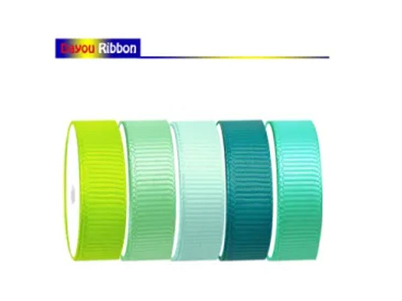 1.5cm Color Grosgrain Ribbon Wholesale Ribbons for Gift/Christmas Holiday Decoration-DY06128