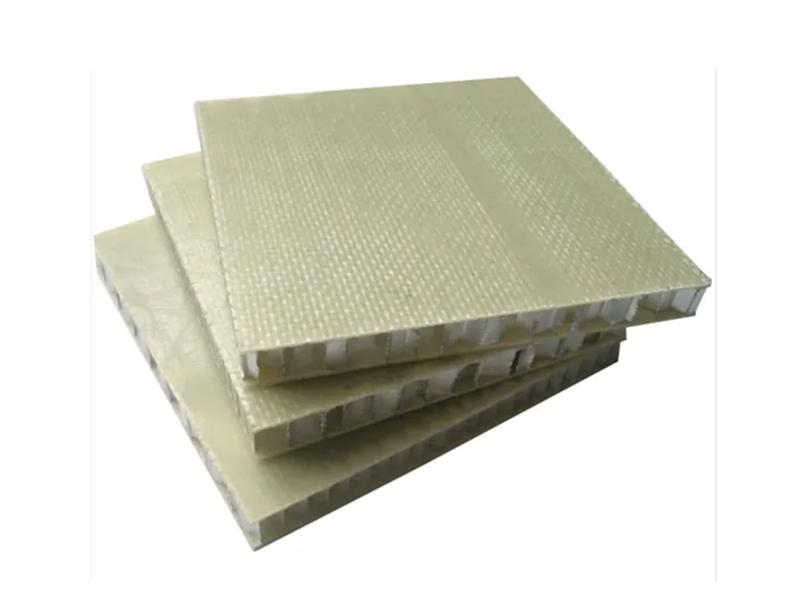 Fiberglass PP Honeycomb Panel or Aluminum Honeycomb Panel