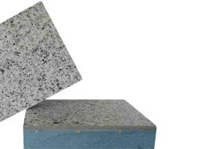 Hard Veneer Rock Wool Waterproof Basalt Sheet Rock Wool Imported From China Made Building Materials