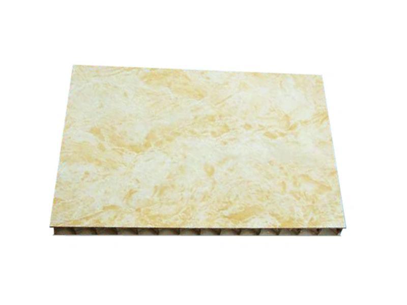 Marble Aluminum Honeycomb Composite Panel for Interior & Exterior Decoration