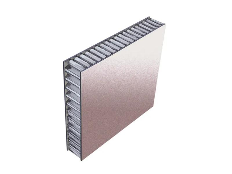 Solid Aluminium Honeycomb Wall Panel with Custom Designs and Sizes