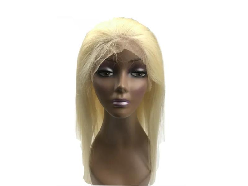 Wholesale 613 Blonde Virgin Cuticle Aligned Hair Full Lace Wig