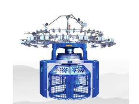HM-SL High Speed Rib Knitting Machine