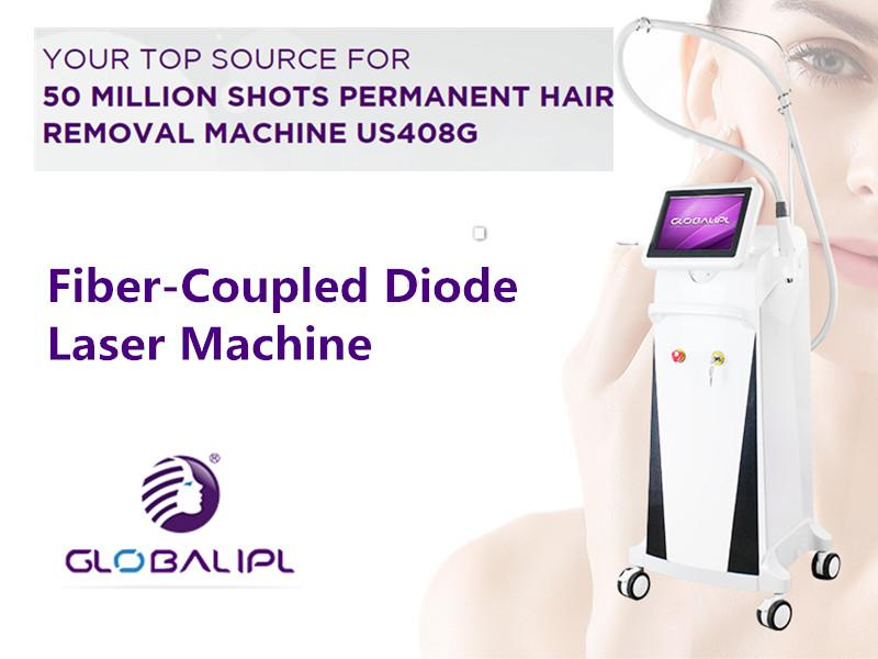 50 MILLION SHOTS PERMANENT HAIR REMOVAL MACHINE US408G