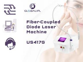 50 MILLIONS SHOTS HAIR REMOVAL MACHINE US417G