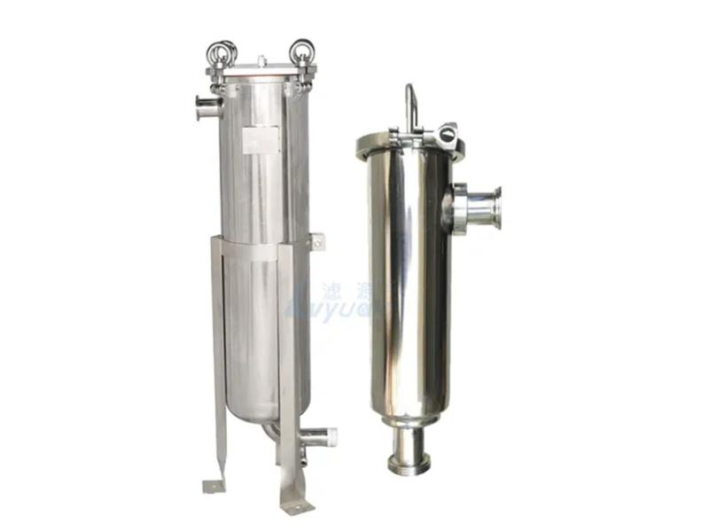 Customize Mesh and Bag Type Stainless Steel Milk Filter for Milk Filters SS316 Ss 304 Filtering Tank