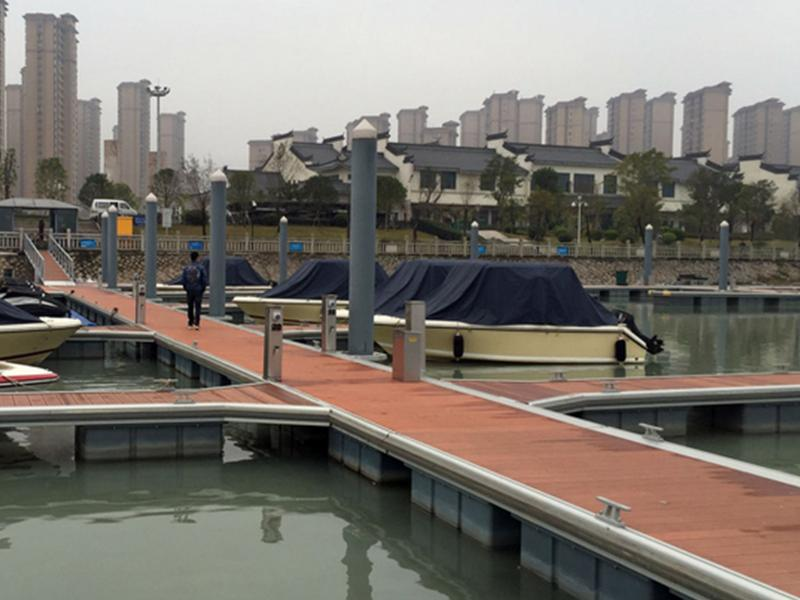 Aluminum Alloy Floating Dock