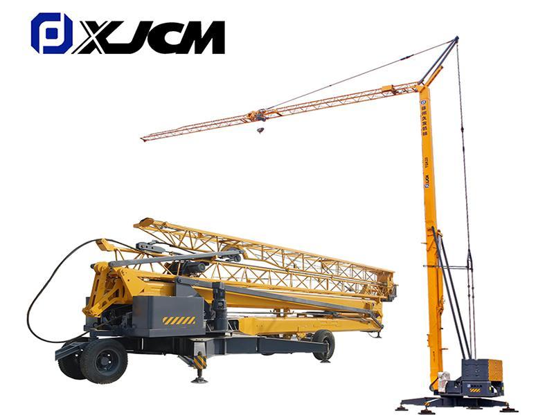2019 Hot Selling 1 Ton 2 Ton 3 Ton 4 Ton Mini Tower Cranes for Sale