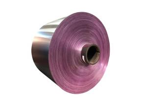 Colored Coated Aluminum Strip for Pharmaceutical Caps