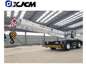 China Crane Manufacturer  XJCM Supply 50 Ton 60 Ton 80 Ton 100 Ton Other Crane  Heavy Mobile Rough T
