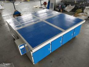 Dust Removal and Grinding Platform for Welding Polishing Deburring