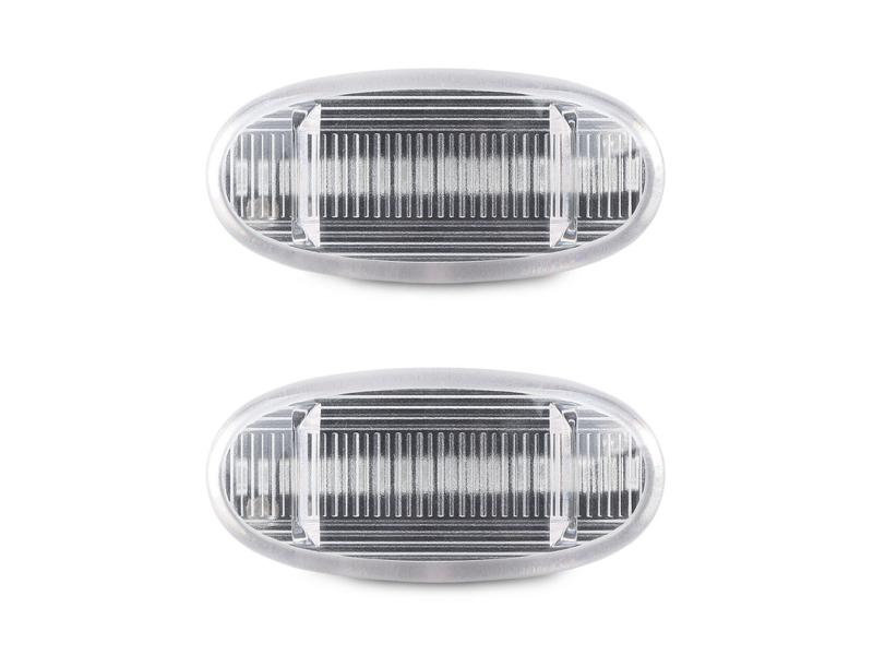 Sequential LED Front/Rear Dual LED Fender Light Dynamic Side Marker for Ford F350 F450 Super Duty 20